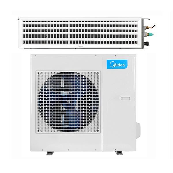 中央空调一拖一 GRD72T2W-TR定频风管机家用 冷暖 大3匹适用房间35-40平方
