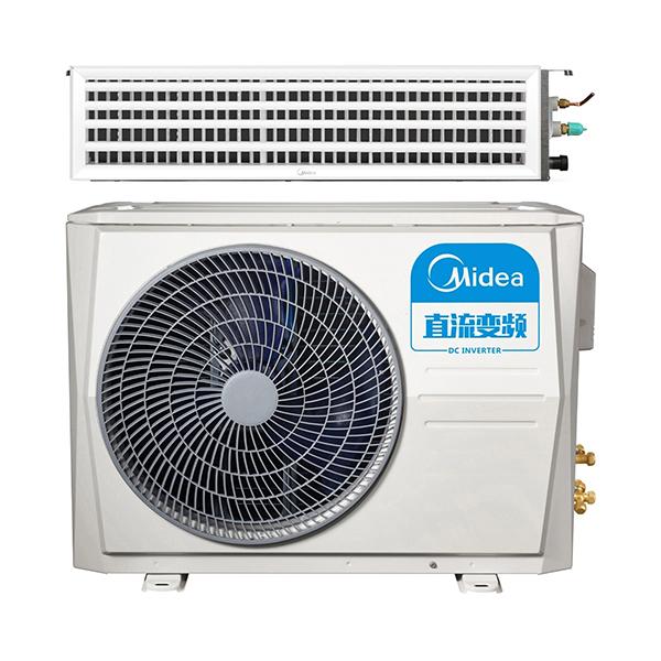 中央空调一拖一GRD26T2W/BP2N1-TR变频风管机 冷暖 1匹适用10-15平方